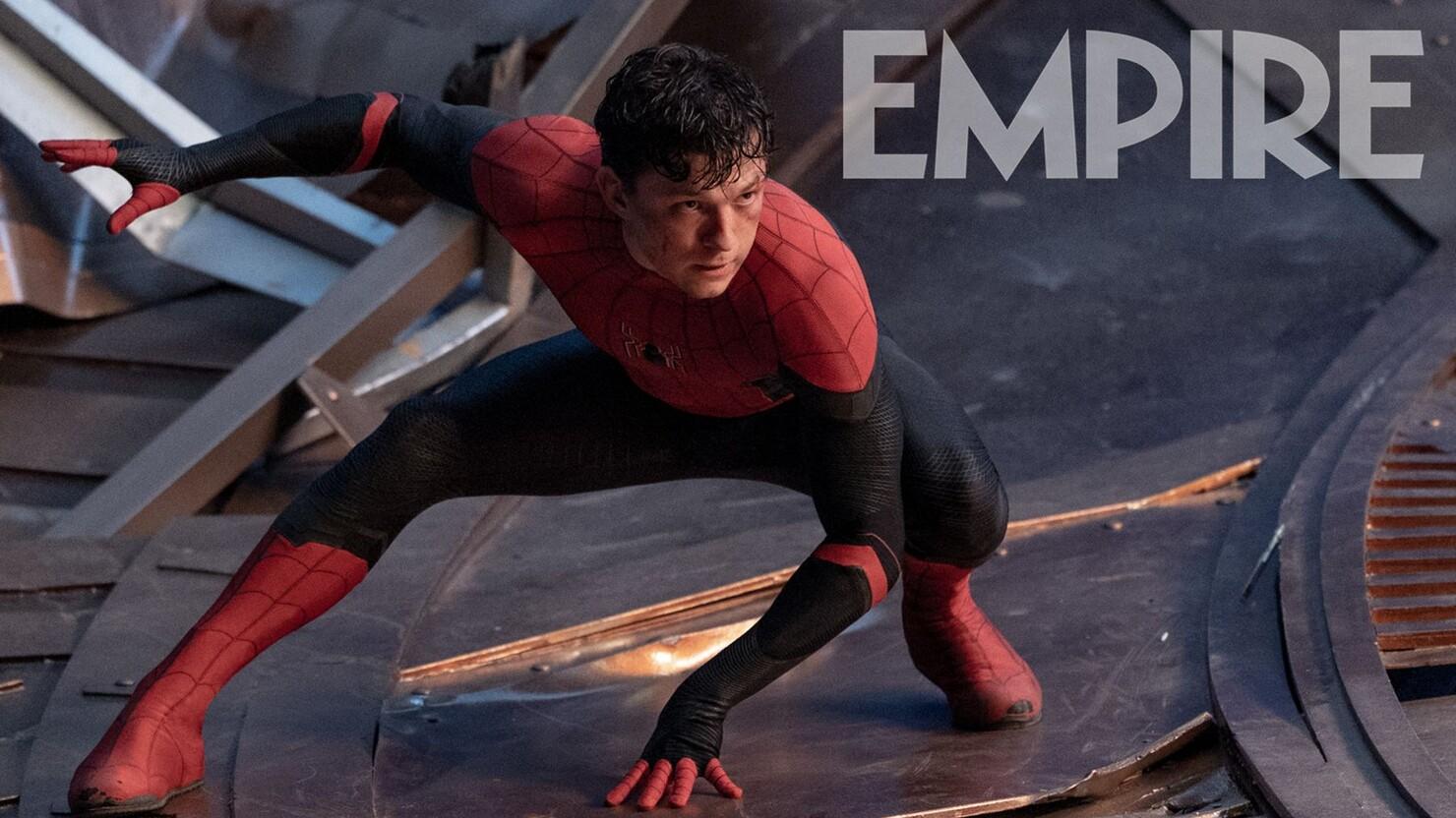 """Битва в разгаре: Питер Паркер и Доктор Осьминог на новых кадрах """"Человека-паука: Нет пути домой"""""""
