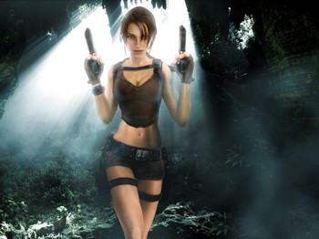 Ложка дёгтя: Tomb Raider Legend