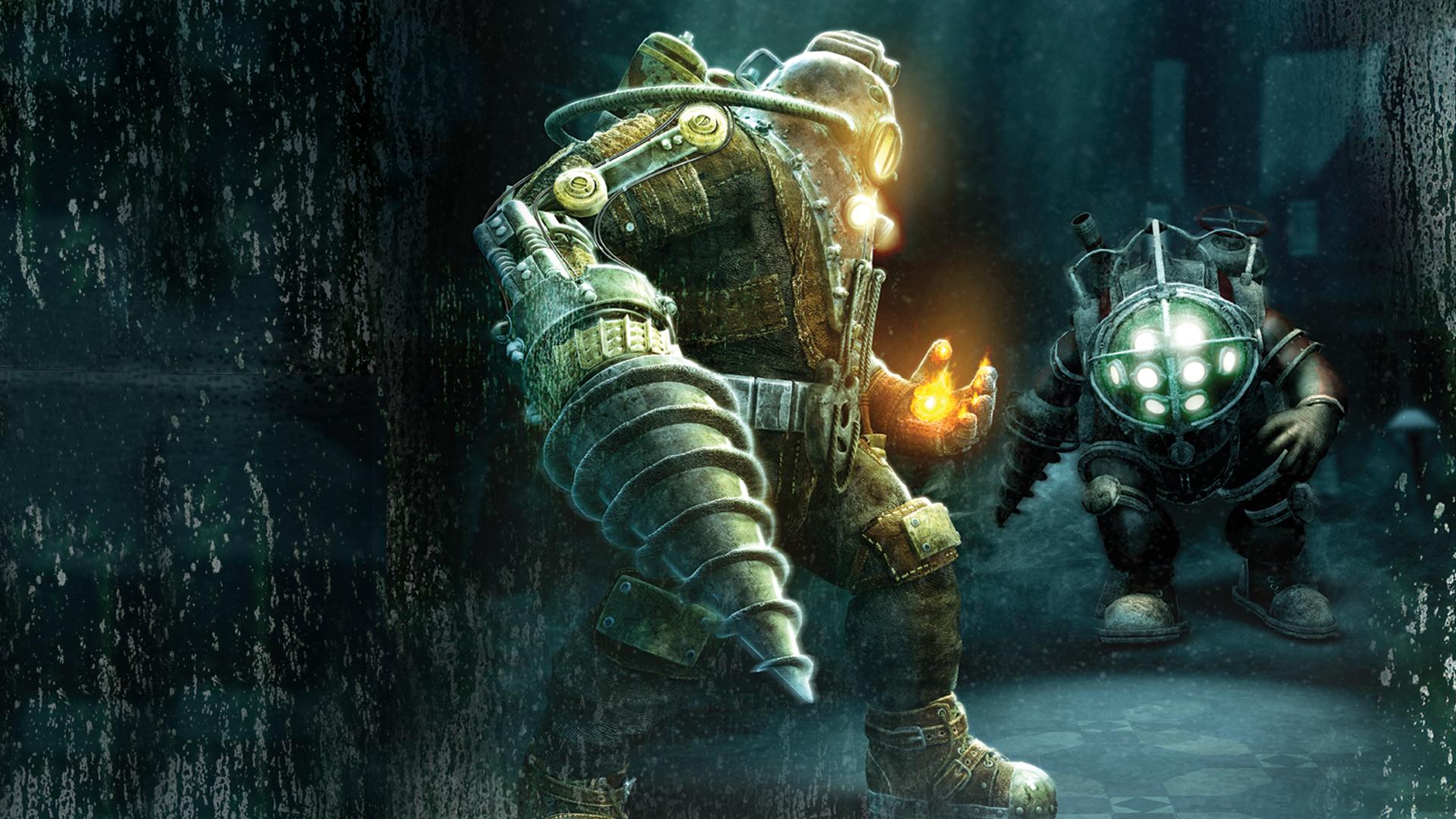 Bioshock для PS Vita все еще может появиться на свет