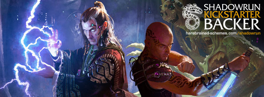 Kickstarter: Как дела у Shadowrun Returns?