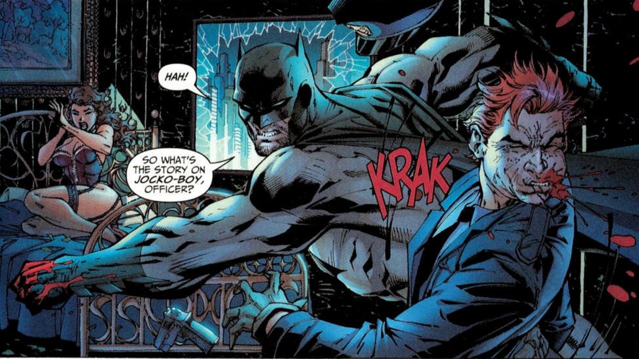 Секс бэтмен с суперменом