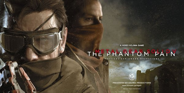Дата выхода Metal Gear Solid V: The Phantom Pain и Mad Max
