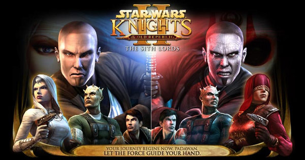 Обновление Star Wars: Knights of the Old Republic II — The Sith Lords