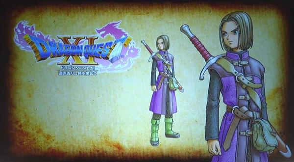 Анонс Dragon Quest XI (и не только)