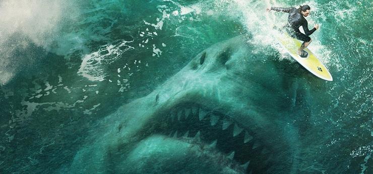 Фильм 2018 про акулы