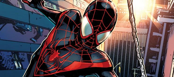 Человек паук майлз моралес кино