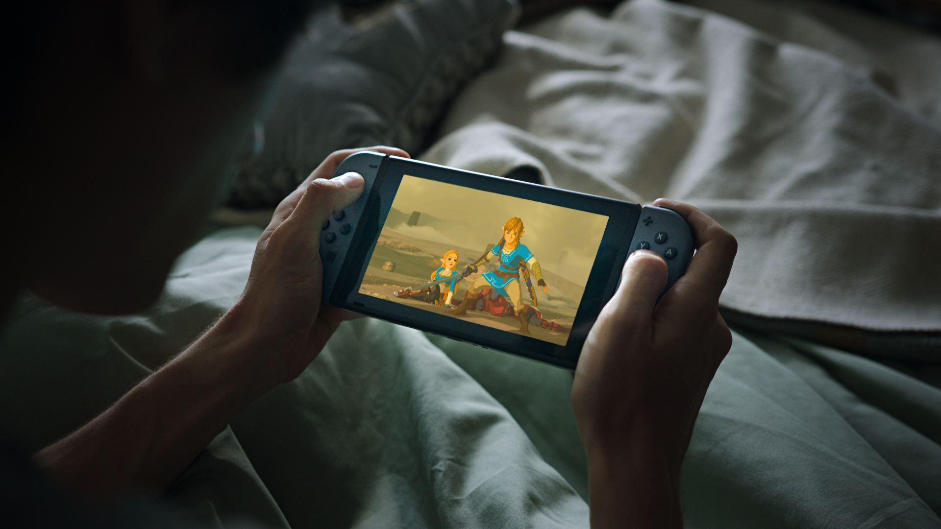 Nintendo планирует удвоить выпуск консолей Switch