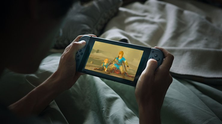 Обзор Nintendo Switch