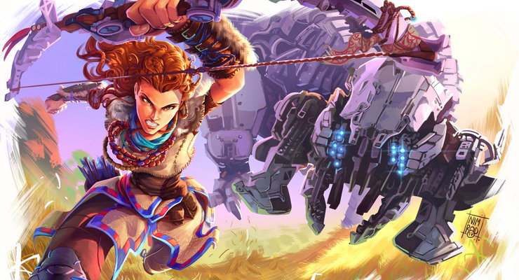Ложка дёгтя: Horizon: Zero Dawn, часть 1