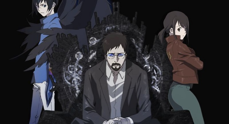 аниме б:начало