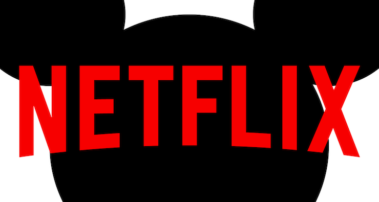 Disney уберет фильмы изNetflix изапустит собственный онлайн-кинотеатр