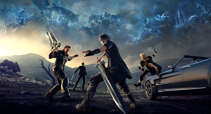 Final FantasyXV наPC— анонс итрейлер