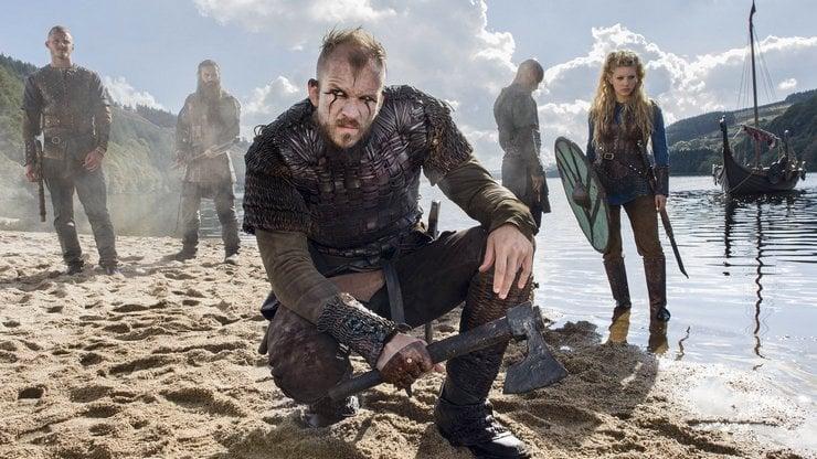 «Викингов» продлили нашестой сезон: взарубежном телесериале снимется Дани ...