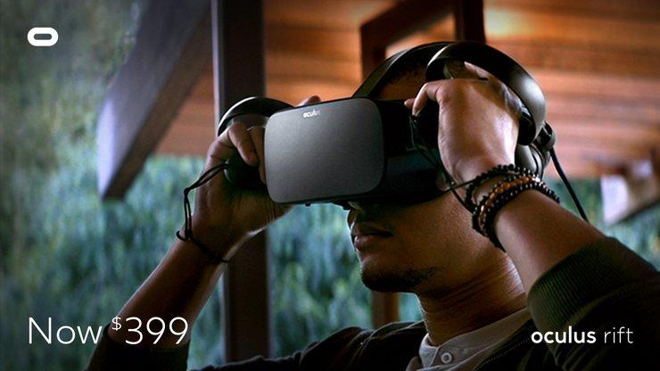 Анонсирован Oculus Go — самодостаточный VR-шлем за $199
