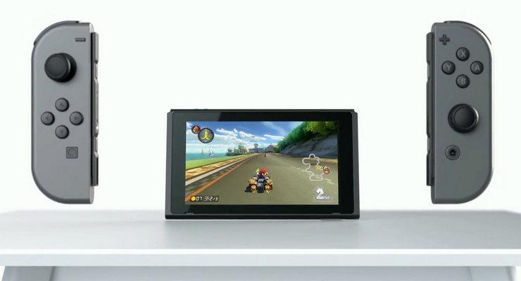 Nintendo увеличивает прогноз продаж консоли Switch