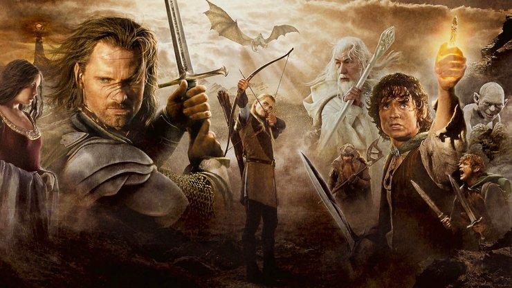 Сериалу быть: Amazon приобрел права напоказ трилогии «Властелина колец»