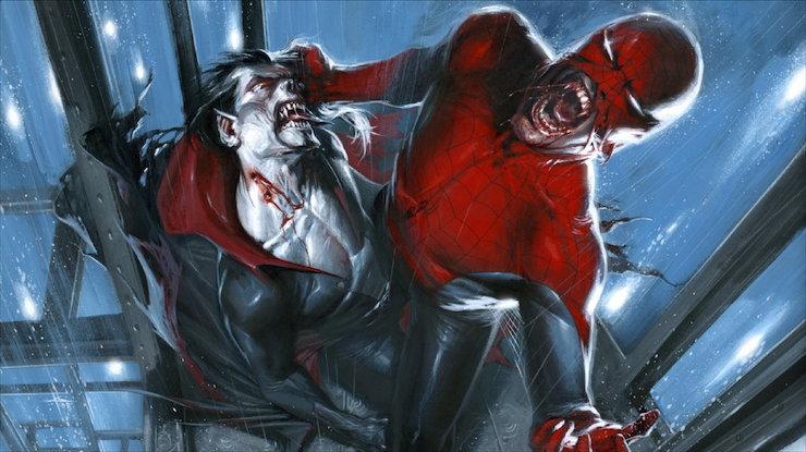 Следующий спин-офф «Человека-паука» посвятят вампиру Морбиусу