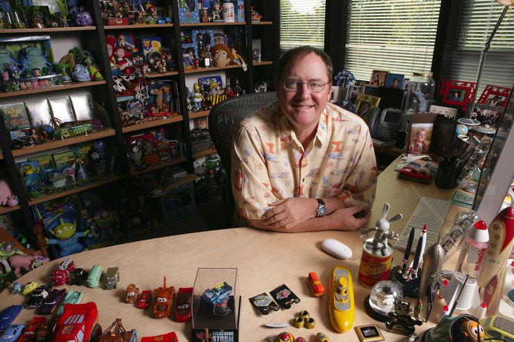 Один из управляющих Pixar отстранен отработы из-за обвинений вдомогательствах
