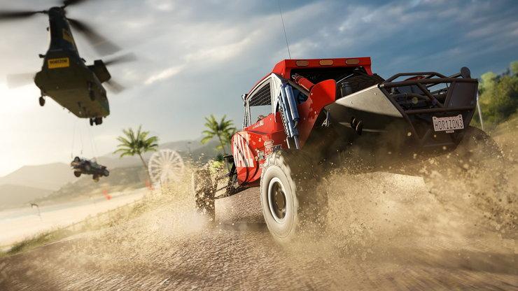 Создатели Forza Horizon делают ААА-RPG воткрытом мире