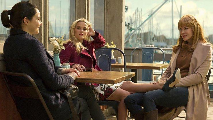 Огромная маленькая ложь: Риз Уизерспун поведала овтором сезоне сериала