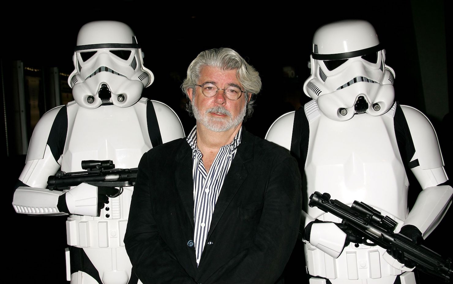 george lucass inspiration for creating the star wars George lucas: i don't see star wars as profoundly religious i see star wars as — as taking all of the issues that religion represents and trying to distill them down into a — a.