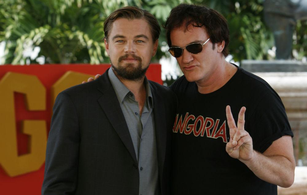 Леонардо ДиКаприо сыграет роль уКвентина Тарантино