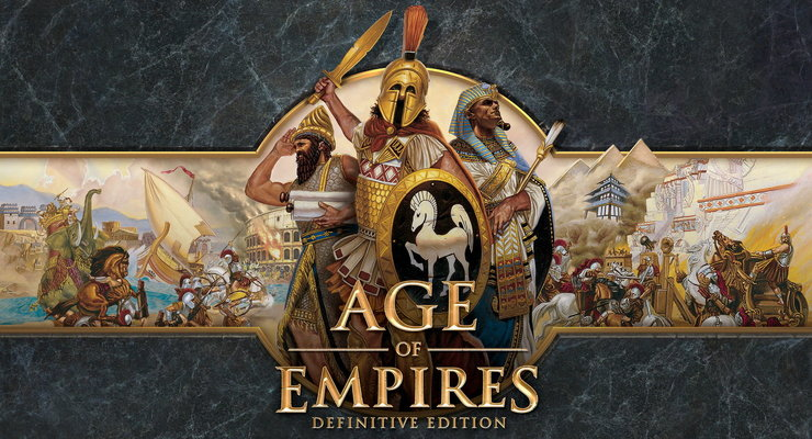 Объявлена дата релиза Age of Empires: Definitive Edition