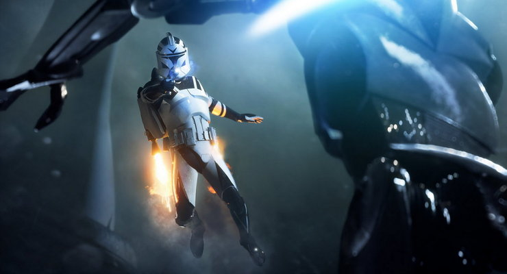 Star Wars Battlefront I, II, III: DICE пересматривает систему прокачки в Star Wars Battlefront II