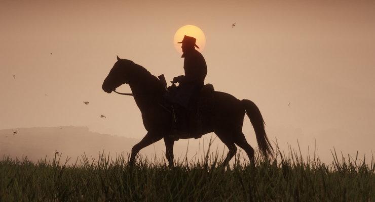 Red Dead Redemption 2 выйдет 26октября 2018