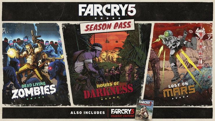 Новый трейлер Far Cry 5 знакомит сбезумными злодеями