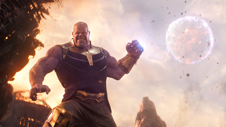 Вweb-сети интернет появился трейлер «Мстителей: вражда бесконечности»
