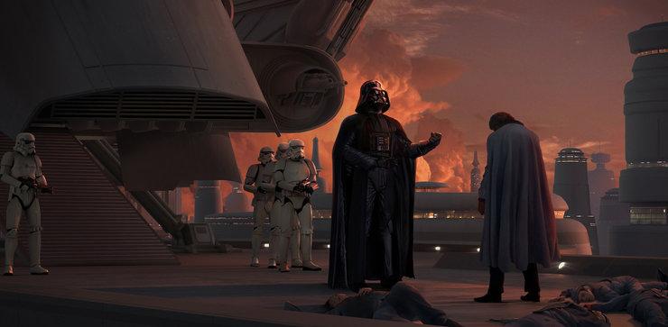Новости Звездных Войн (Star Wars news): Студия Disney опять борется за права на «Звёздные войны»