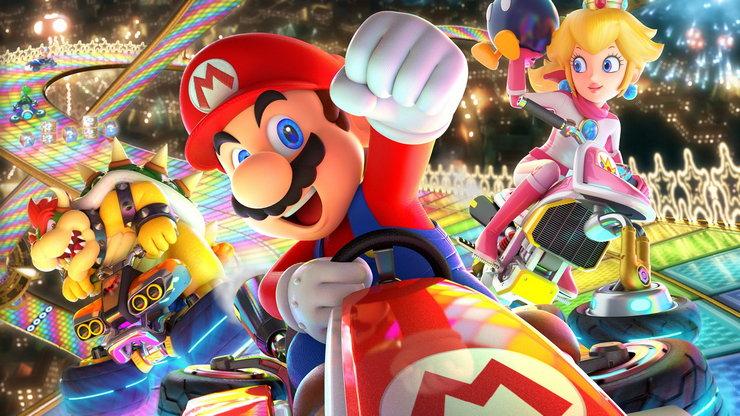 Nintendo понижает ожидания от продаж Switch