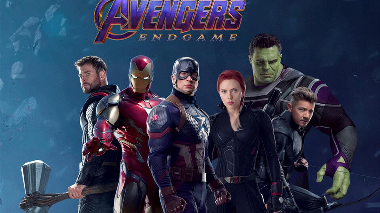 avengers: endgame - HD1480×832