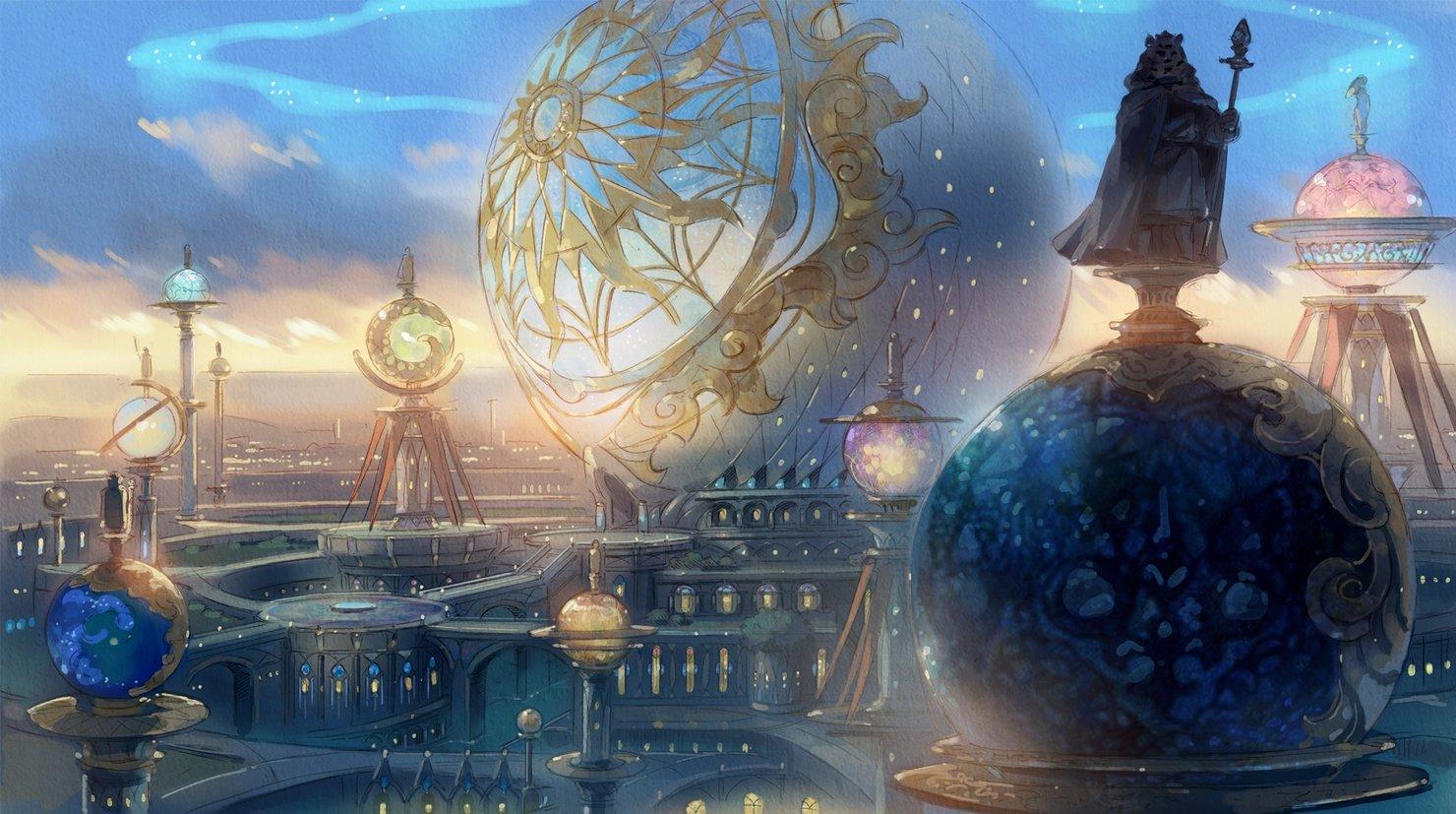 «Другой мир» — анонс экранизации jRPG от Level 5 и Ghibli
