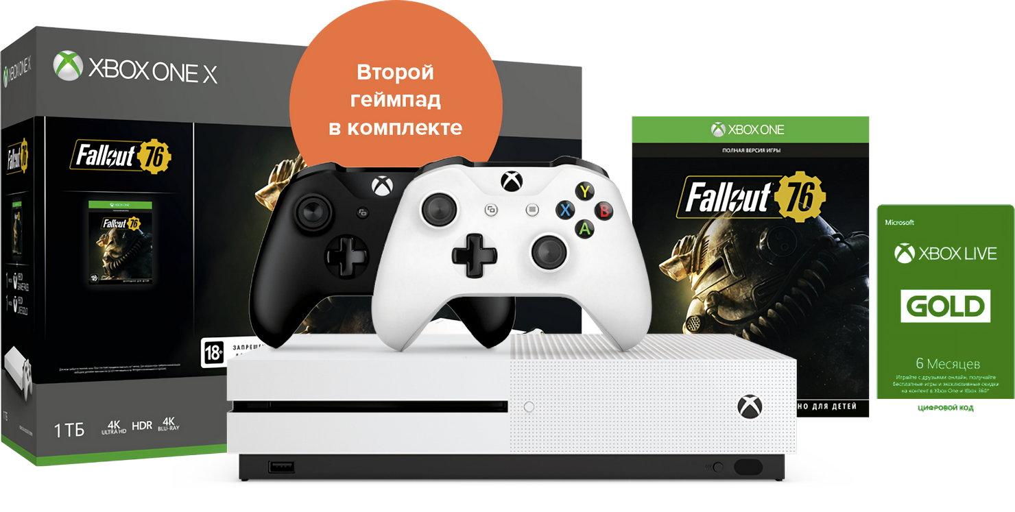 Microsoft запустила лизинг Xbox One в России