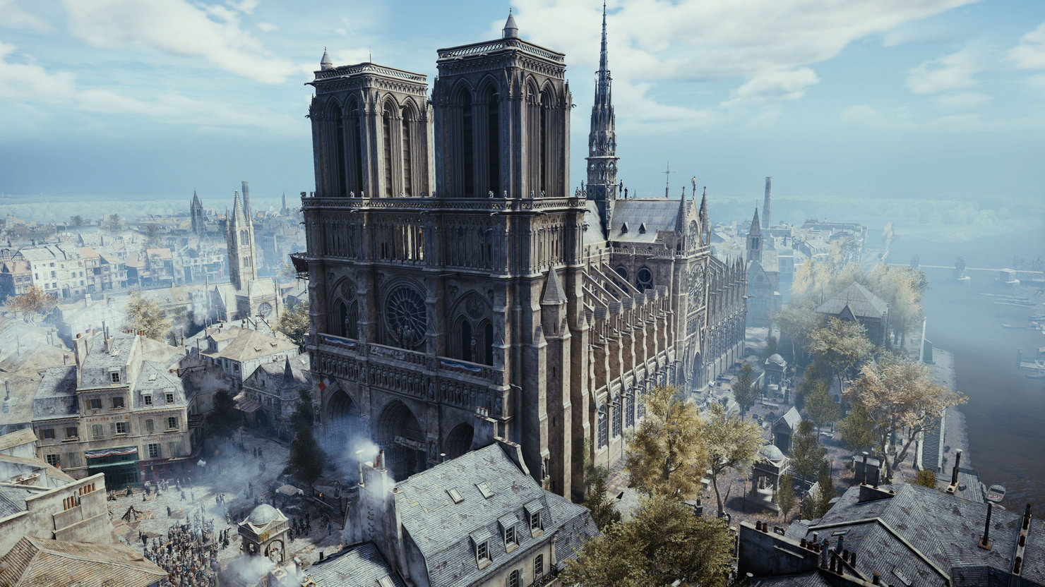 Ubisoft раздаёт Assassin's Creed Unity бесплатно