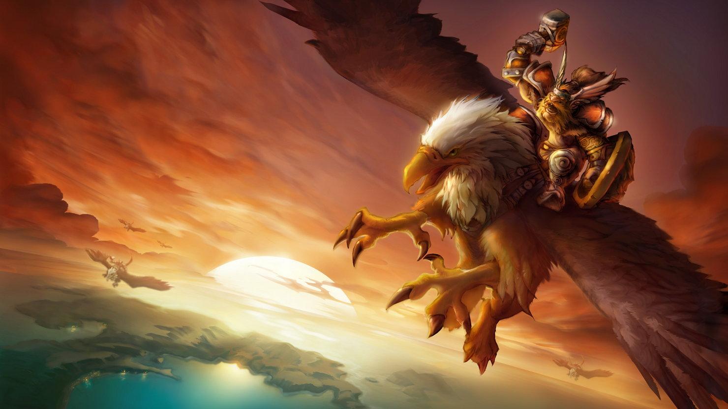 Blizzard поделилась деталями ванильной версии World of Warcraft