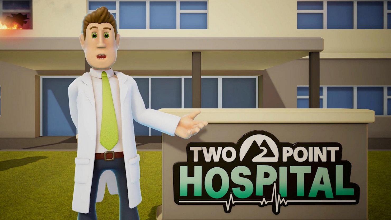 Sega купила создателей Two Point Hospital