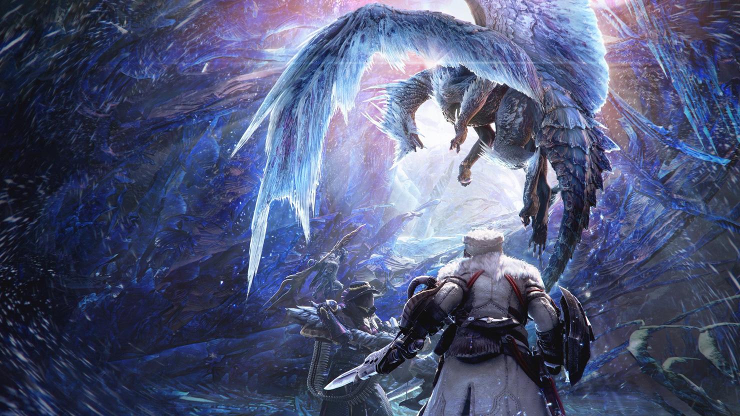 Новые история, монстры и возможности в дополнении Monster Hunter World: Iceborne