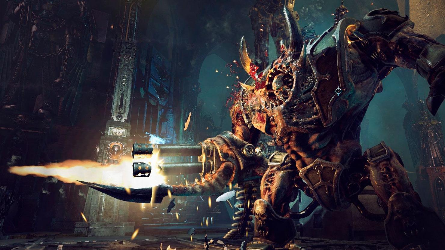 Анонсировано независимое дополнение для Warhammer 40,000: Inquisitor — Martyr