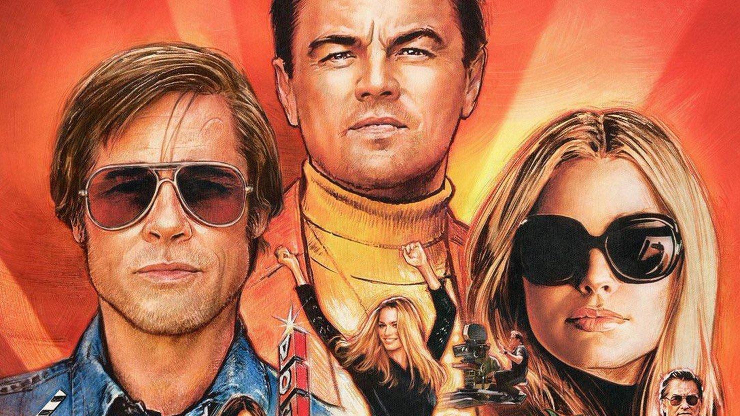 Рецензия: Однажды в Голливуде.