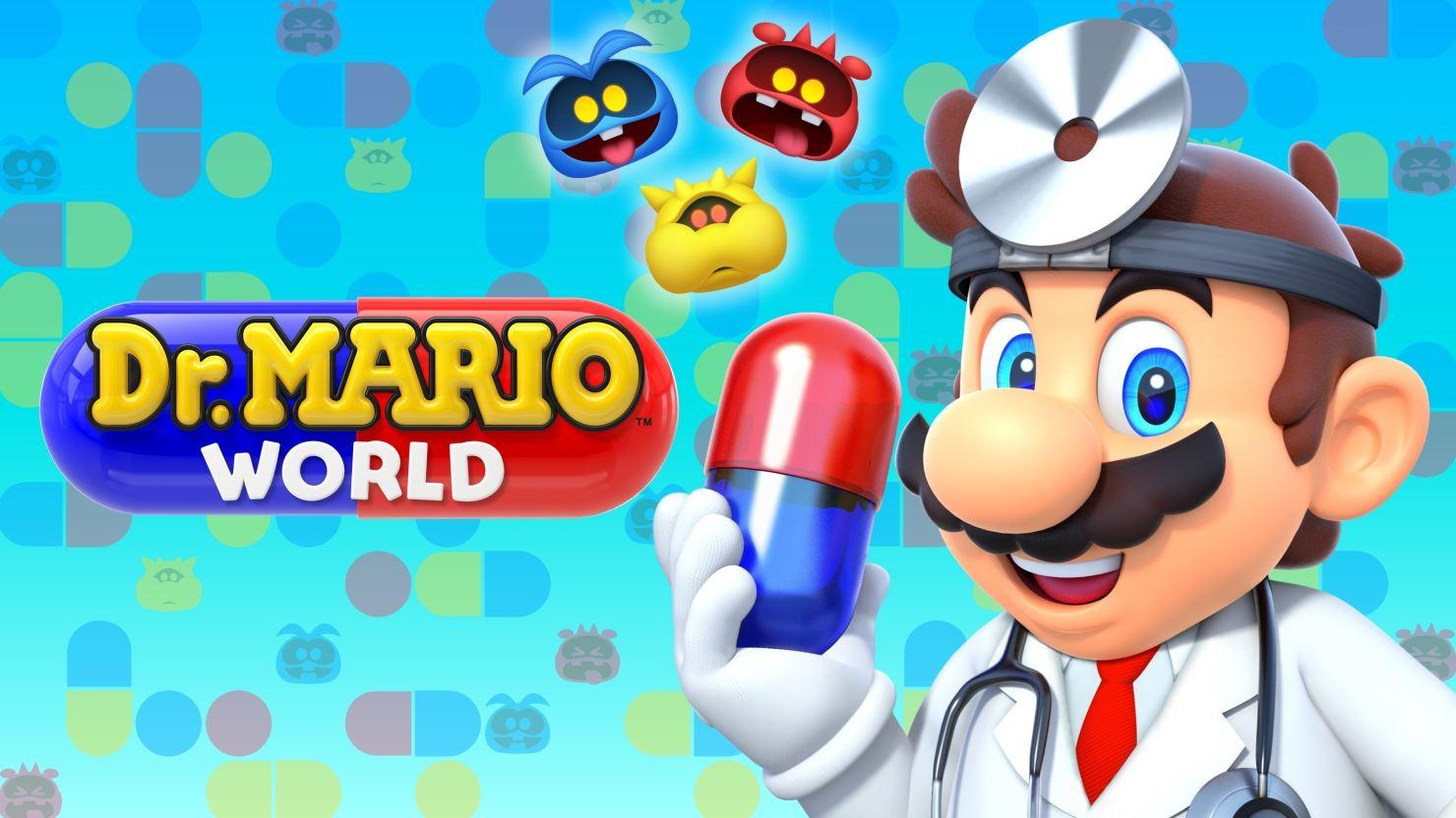 Dr. Mario World за три дня загрузили более двух миллионов раз