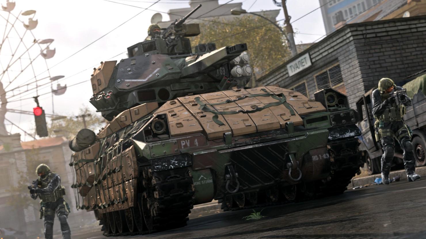 «Call of Duty: Modern Warfare проецирует грехи американской армии на российских военных» — считает Polygon