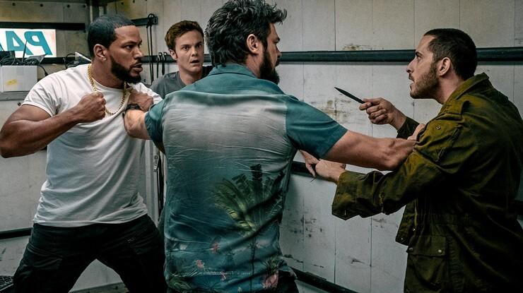 Джек Куэйд обещает сумасшедший второй сезон «Пацанов»