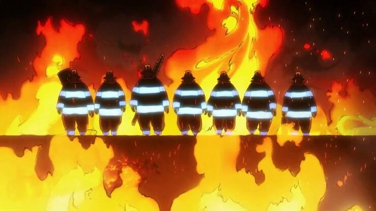 Манга «Пламенный отряд» вступит в последнюю сюжетную арку в своей следующей главе
