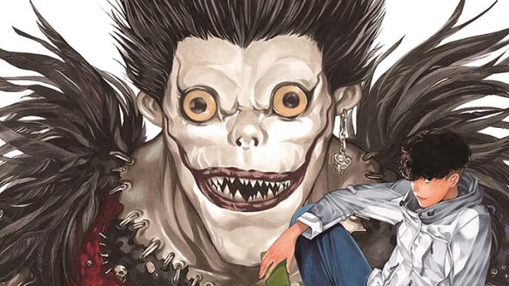 В октябре начнёт публиковаться новая манга от художника «Тетради смерти» и «Бакумана»