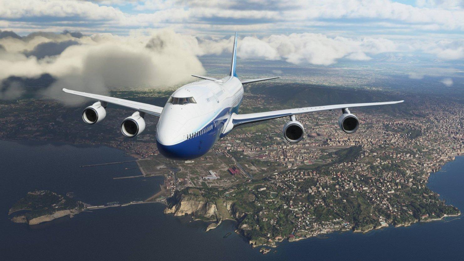 Авторы Microsoft Flight Simulator обещают включить в игру все аэропорты мира