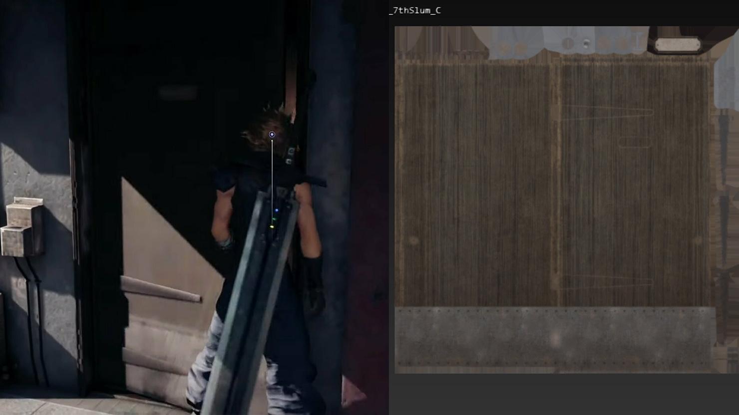 Всё-таки у Final Fantasy VII Remake есть HD-текстуры для всех важных объектов