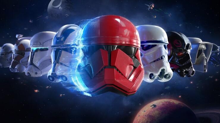 EGS раздаёт бесплатно Star Wars Battlefront II со всеми дополнениями